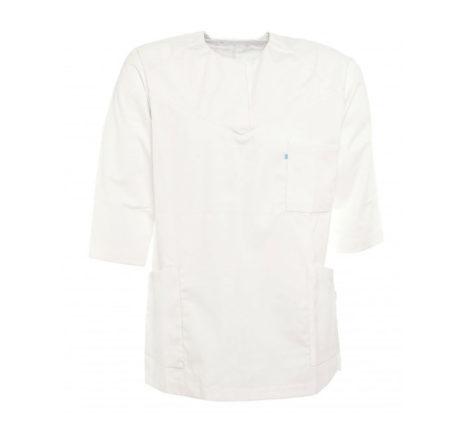 helseklaer-kittel-425-100-bomull-hvit